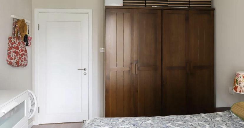 90平米現代風格,打造高級白和灰。15590894