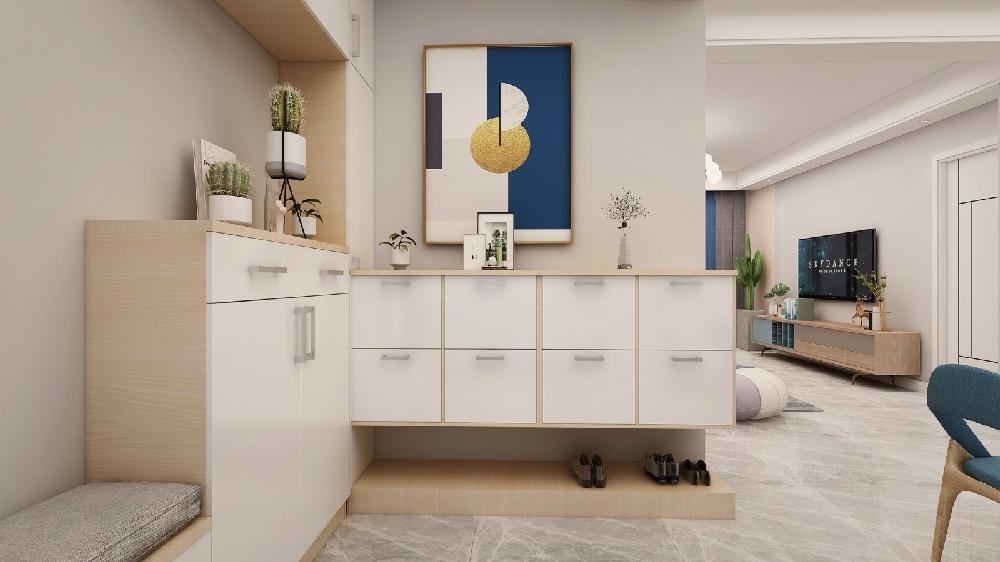 元一名城 三室兩廳 溫暖北歐風格15648421