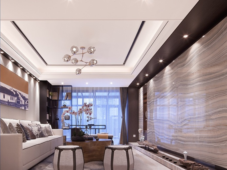 把传统东方的雅致、平和,用于现代室内设计15701599