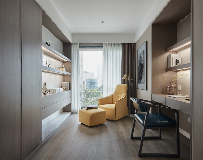 140平方的房屋,看如何用裝修詮釋品質感15937842