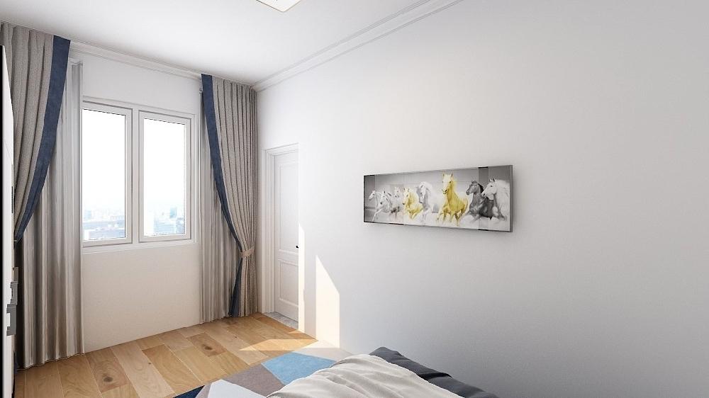 60平米小戶型舊房簡單改造16016778