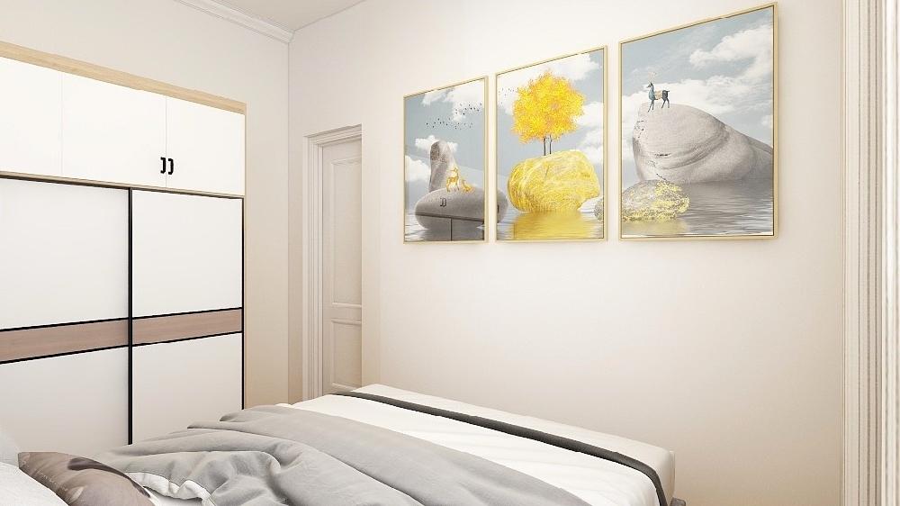 60平米小戶型舊房簡單改造16016773