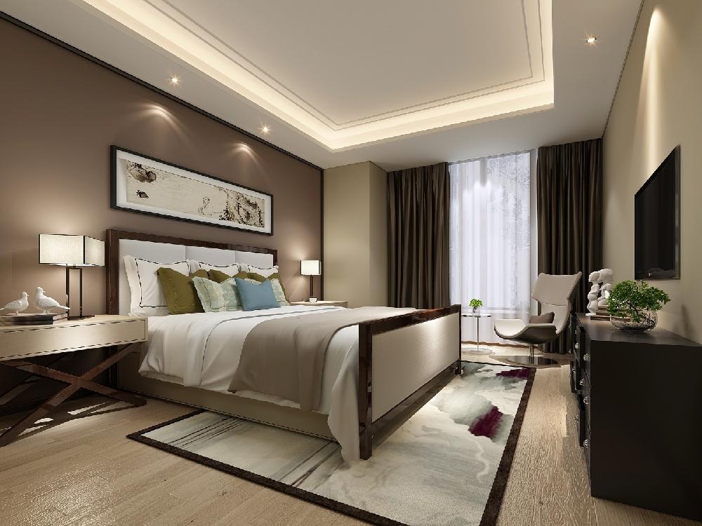 136m2三居室,每個房間都是一個篇章16050779