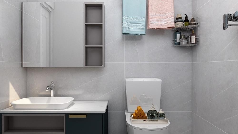 60平米兩居室小戶型設計裝修16127649