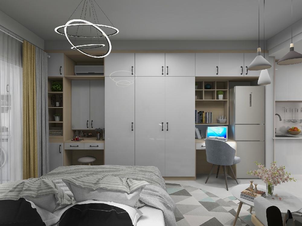 一室一厅,一个人的独居生活16459775