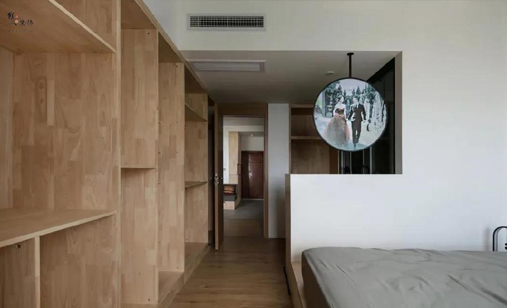 130平的新房,承載著女主人的瑜伽夢16571908