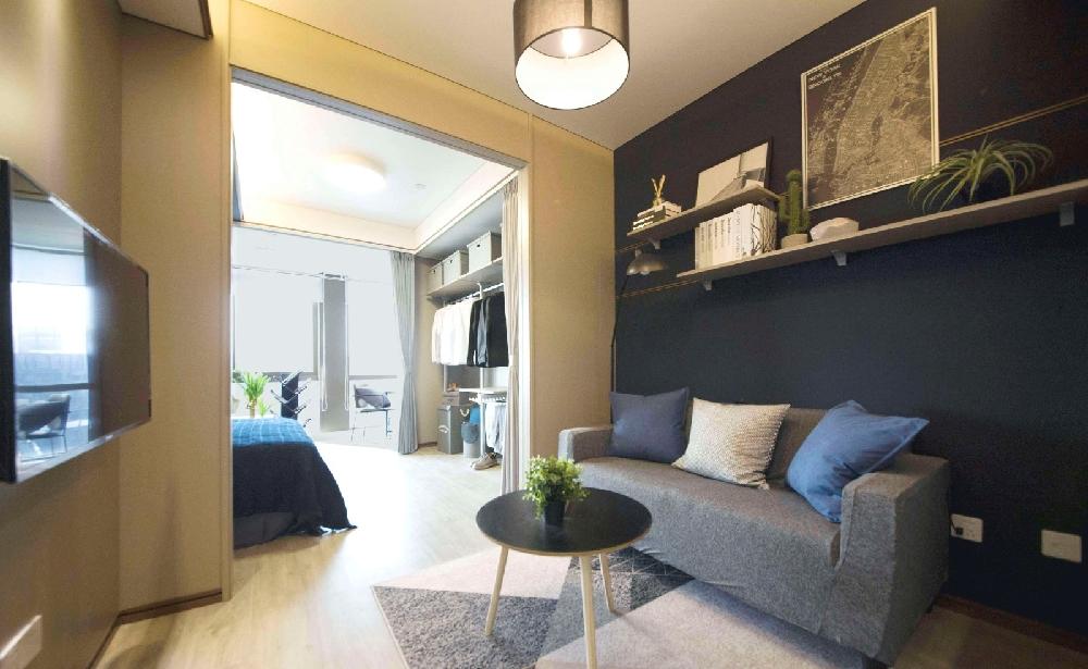 小戶型簡約風出租公寓設計16583506