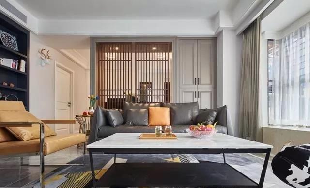 """""""去风格化""""的房子-客厅大气有质感16632129"""