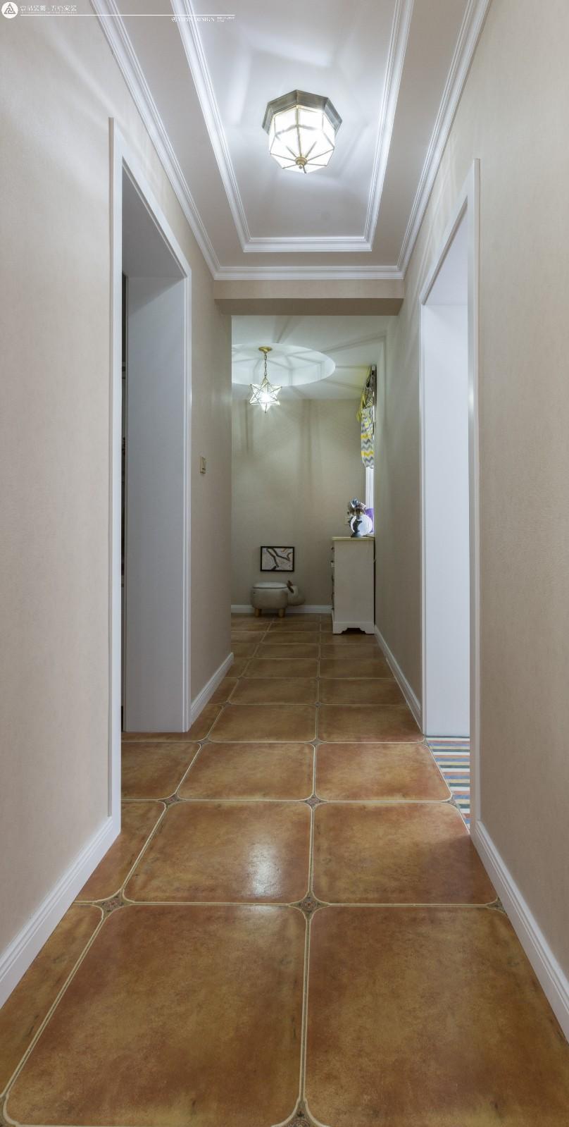 轩和苑110平米美式田园风格装修16753930