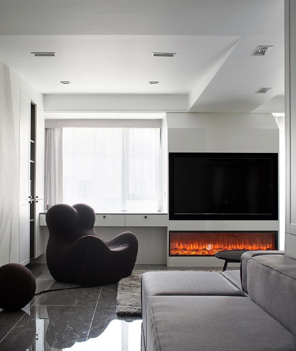 242㎡頂樓復式,大平層的寬廳即視感16830693