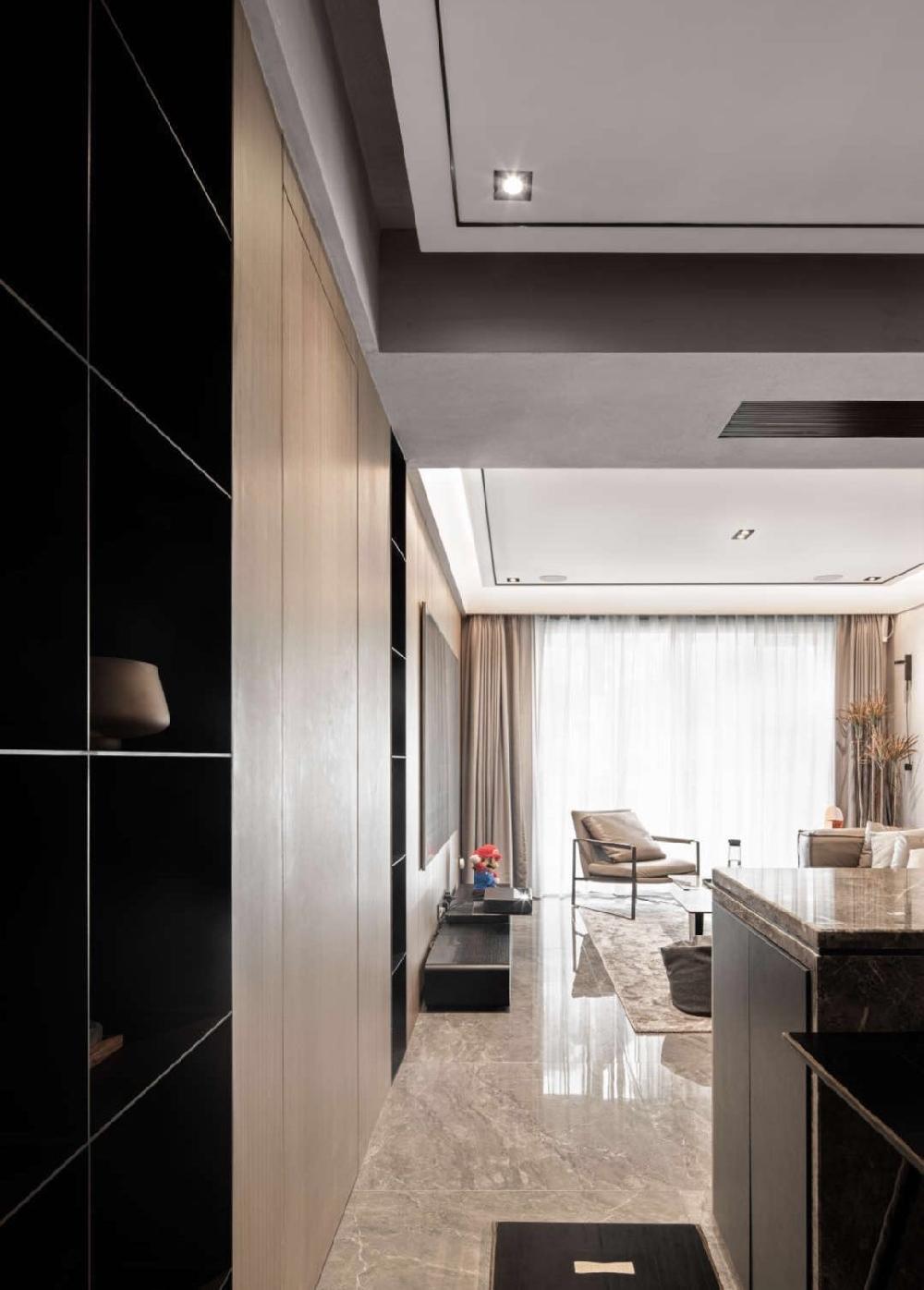 130平現代極簡風,打造居家型工作室16968760