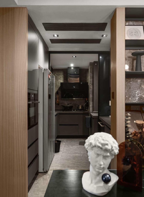 130平現代極簡風,打造居家型工作室16968767
