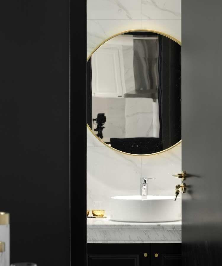 140m²现代风格设计,自然流露的优雅范17155510