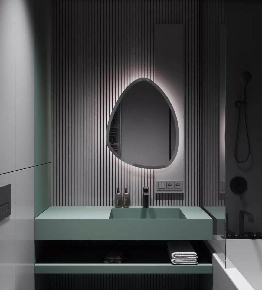 45平米現代風格小戶型一居室17270137