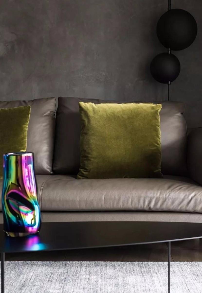 120平一居室現代簡約風格17275995