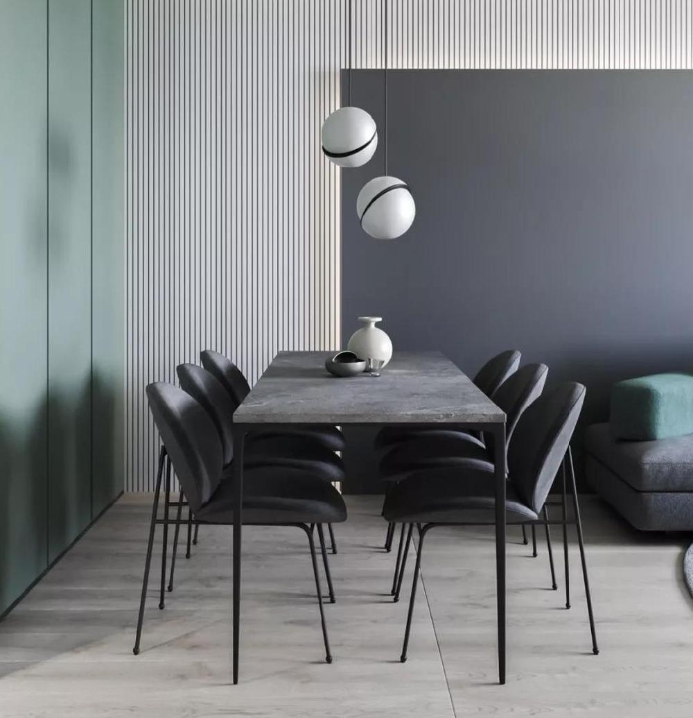 45平米現代風格小戶型一居室17270142