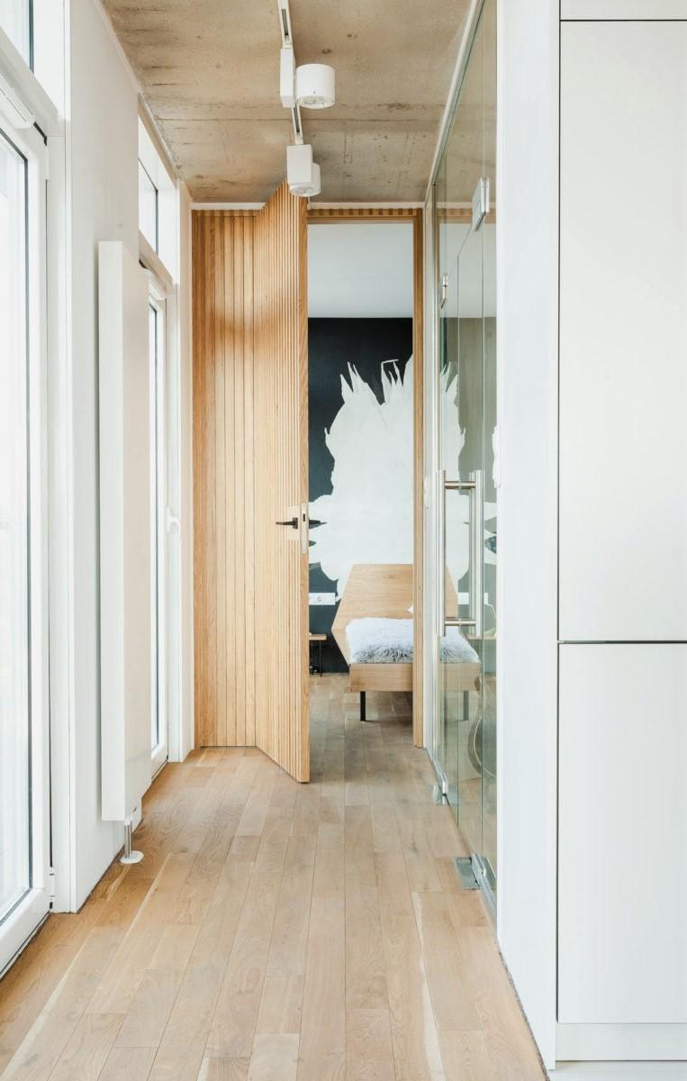 充满个性的公寓装修-现代风格17405344