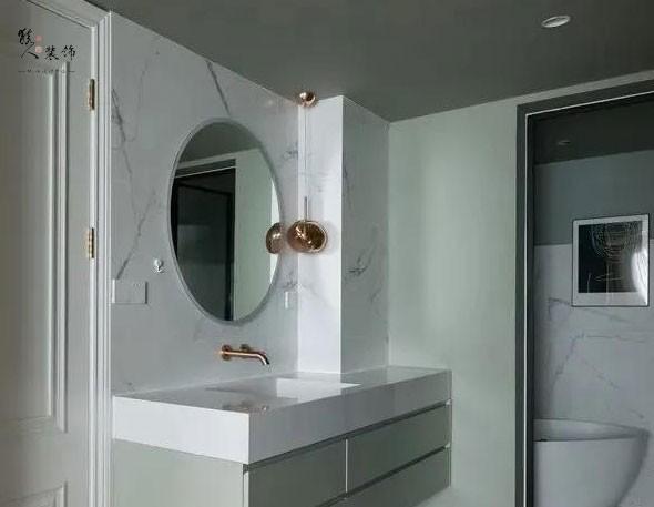 153㎡時髦輕法式風格兩室裝修17413492