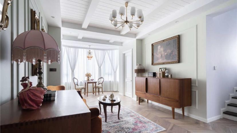 150平米法式风格,高端大气的家!17418224