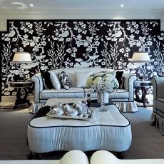 2013年欧式客厅装修效果图欣赏