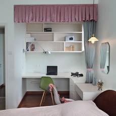 精选100平米三居卧室现代效果图片