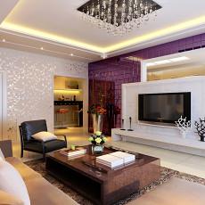 中式风格120平米三室两厅设计装修图片大全