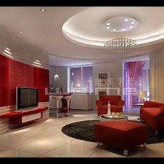 地中海风格小客厅