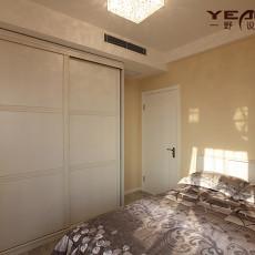 精美134平米四居卧室混搭欣赏图片