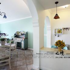 浪漫地中海风格家庭装修图片