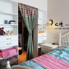 小清新卧室装修图片