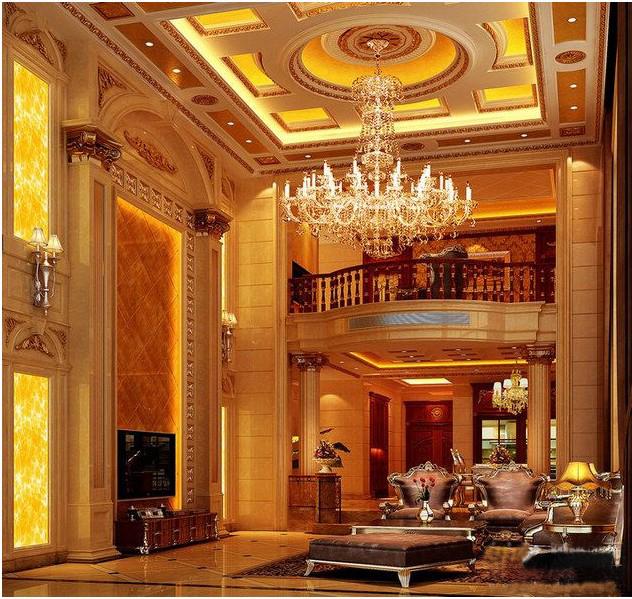 古典欧式家居楼梯设计