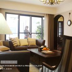 130平米四居客厅欧式装饰图