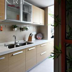中式厨房装修效果图欣赏