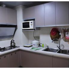厨房简约装修效果图