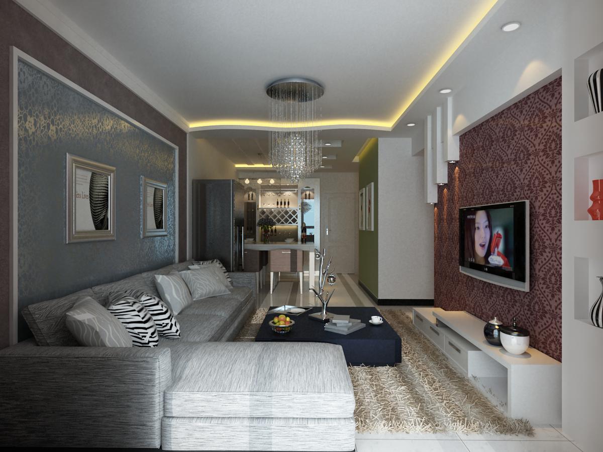 欧式风格卧室室内装饰设计效果图
