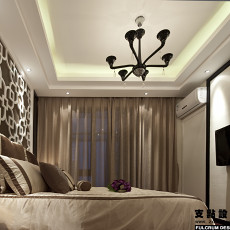 精选现代二居卧室装修设计效果图片大全