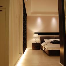 2018108平米三居卧室简约装修设计效果图