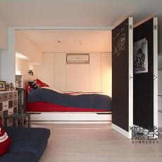201876平米混搭小户型客厅设计效果图