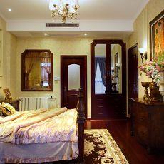 复式楼卧室装饰效果图
