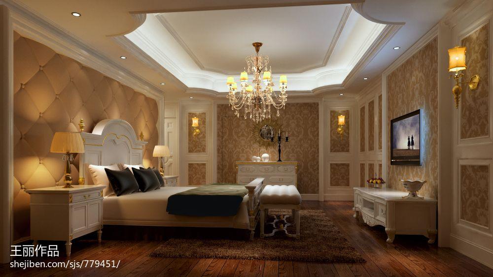 韩式田园风格卧室设计