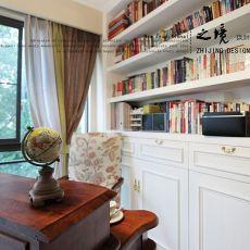 精选书房书架装修效果图大全2013图片