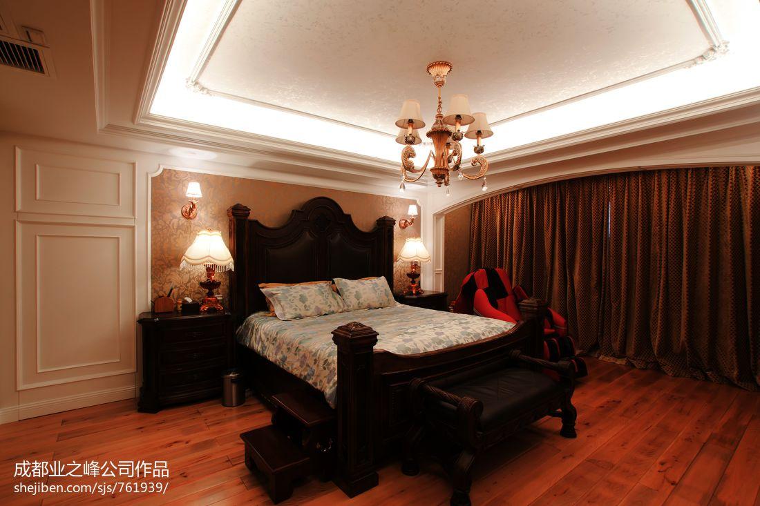 热门面积81平小户型卧室混搭装修图片大全