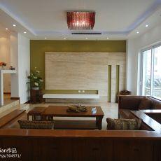 精美112平米简约复式客厅实景图片大全