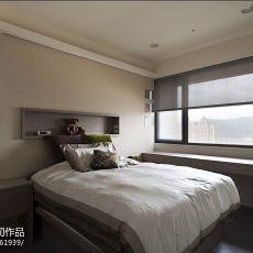面积100平混搭三居卧室装修图片大全