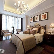 精选126平米混搭复式卧室效果图片欣赏