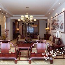 小户型客厅混搭装饰图片大全