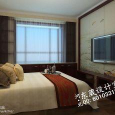 精美混搭小户型卧室装饰图片欣赏