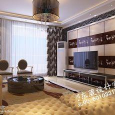 精选86平米混搭小户型客厅欣赏图片大全