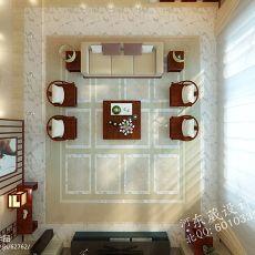 78平米混搭小户型客厅装修实景图片大全