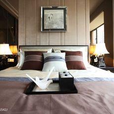 2018123平米四居卧室中式装修设计效果图片大全